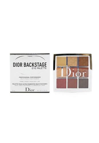 Christian Dior CHRISTIAN DIOR - Dior Backstage Eye Palette - # 003 Amber Neutrals 10g/0.35oz 81D19BE523DD74GS_1