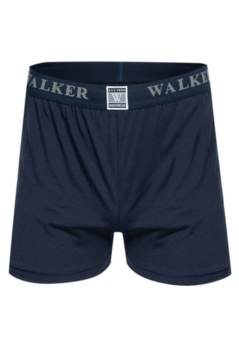 Walker Underwear blue Kinetic Shorts 052BAUS0B8C043GS_1