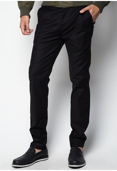 Casual Slim Fit Chinos