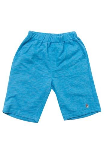 Hush Puppies blue Chilli Short Pants 0DA2EKAFEAC55FGS_1