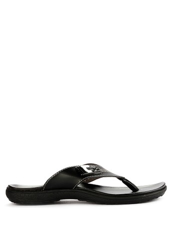 CARVIL black Carvil Sandal Casual Man London-01 Black F7A5CSHA91CFE0GS_1