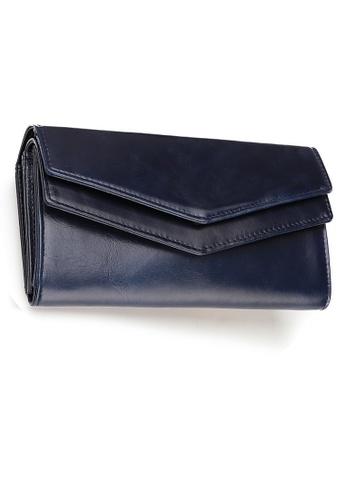 Twenty Eight Shoes Vintage Genuine Leather RFID Security Long Wallet BP892 1774DAC804D032GS_1