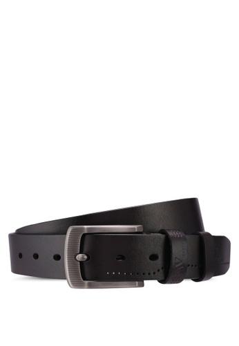 RAV Design brown 35MM Leather Belt 5B357AC15ABA1AGS_1
