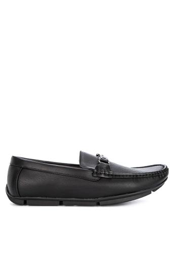 Wade black Driving Shoes 92943SH522ADB3GS_1