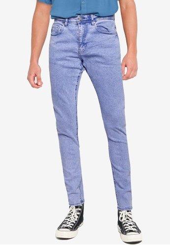 Cotton On blue Slim Fit Jean 4A1FFAA26ED48FGS_1