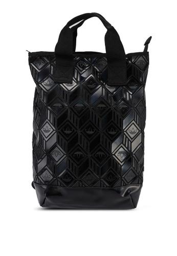 ADIDAS black toploader backpack 19BCEACB0B9034GS_1