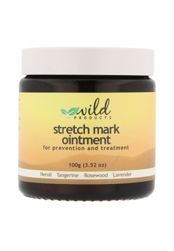 Wild Products Stretch Mark Ointment - 100g 8E6A8BE025C786GS_1