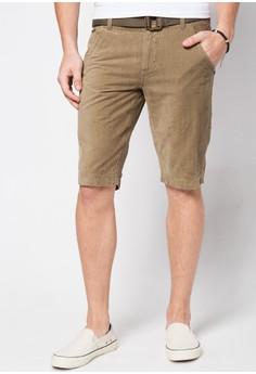 Kurt Cement Cords Shorts