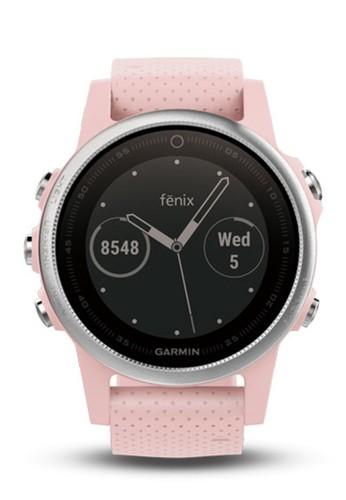 Garmin pink Jam Tangan Wanita Garmin Fenix 5S Pink 5FDFBAC72C4C02GS 1 39ce0bbacf
