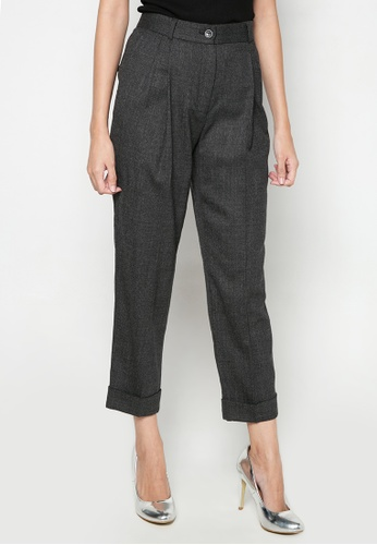 Dolce & Gabbana grey Cropped Pants DA093AA51TOUPH_1
