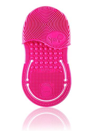 Sigma Spa Expreesprit 兼職ss 刷具清洗手套, 美容保養, 美容保養