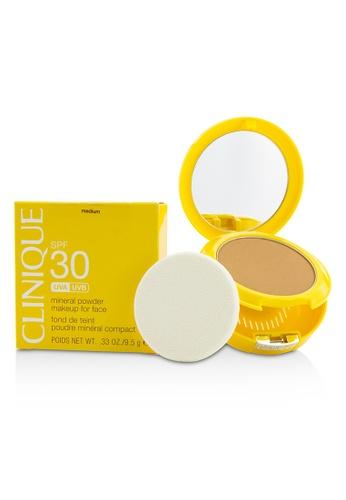 Clinique CLINIQUE - Sun SPF 30 Mineral Powder Makeup For Face - Medium 9.5g/0.33oz 7BDC0BE5FA27B2GS_1