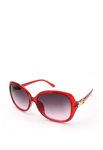 Peculiar and Odd red Peculiar Oversized Square 15855 Gradient Sunglasses 3BA4DGLDD024B3GS_1