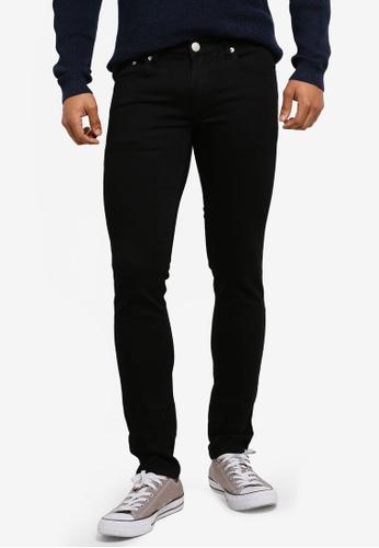 Electro Denim Lab black Indie Skinny Jeans 30407AA47DAEE2GS_1