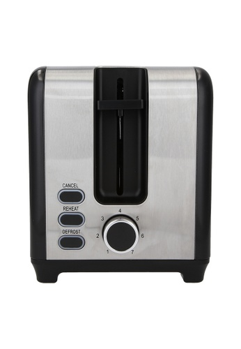 JVD JVD Lifestyle Sahara Bread Toaster with Sahara cover, Black housing 3F25AHLF5770B3GS_1