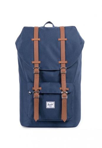 Herschel blue Little America Backpack E677FACE971032GS_1