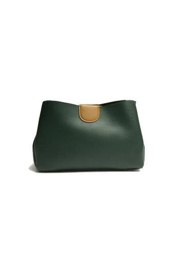 Lara green Women's Handbag With A Strap 36F68AC3DCF9E3GS_1