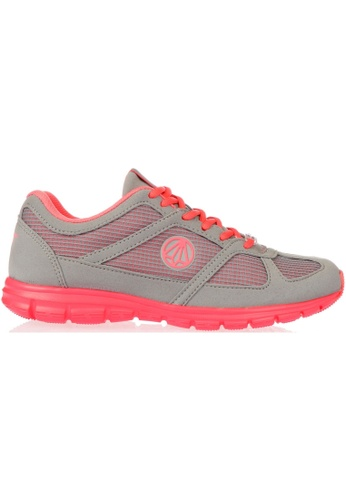paperplanes grey Paperplanes-1203 Super Light Weight Mesh Walking Sneakers Shoes US Women Size PA355SH13PIGSG_1