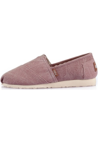 paperplanes Paperplanes-1197 Fashion Casual Low Top Easy Slip-Ons Shoes US Women Size PA110SH09ZOOHK_1