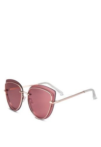 eee914c16b2a7 Buy ALDO Olalicia Sunglasses Online on ZALORA Singapore