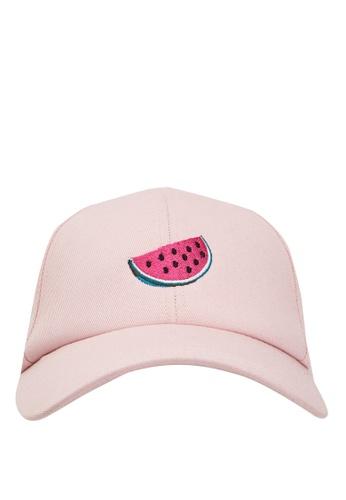 DeFacto pink Woman Hat 9B710AC6D1664DGS_1