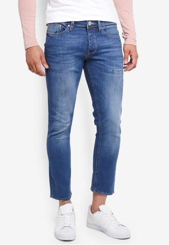 River Island blue Mid Blue Jeans D05BEAABC78D36GS_1