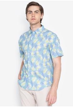 c8497d7031b Chase Fashion blue Cool Tones Button Down Shirt 4D337AAE3AF815GS 1