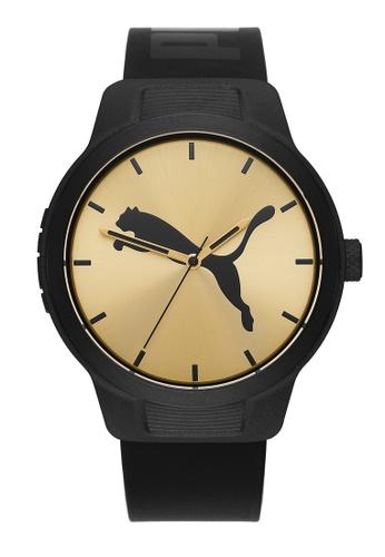 PUMA black Reset V2 Watch P5085 34438AC3856046GS_1