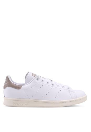 adidas white adidas originals stan smith w shoe CE0D9SH074844FGS_1