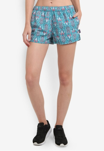 Patagonia blue Barely Baggies Shorts PA549AA0RQFCMY_1
