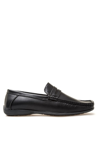 Itti black Loafers & Moccasins IT425SH58RWNPH_1
