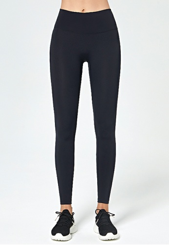 HAPPY FRIDAYS Nude Breathable Running Sports Tights ( No front crotch line ) DK-JSK17 C6A4FAAAF40490GS_1