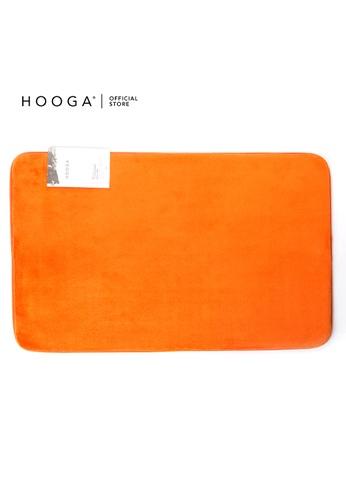 HOOGA orange Hooga Bath Mat Milly (Bundle of 2) F7995HL10D557BGS_1