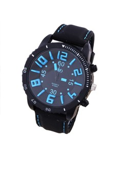 New Watch Silicon for Men Qf