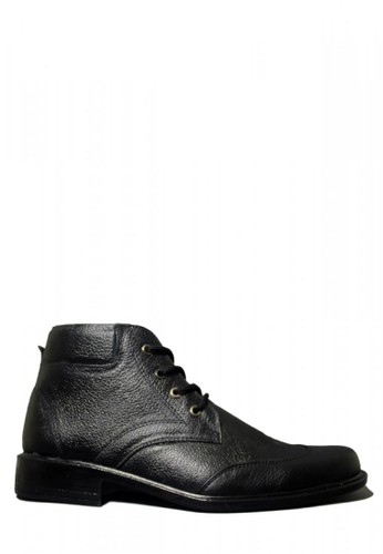 D-Island black D-Island Shoes Oxfords Loafer Genuine Leather Black 6A182SHD407FDAGS_1