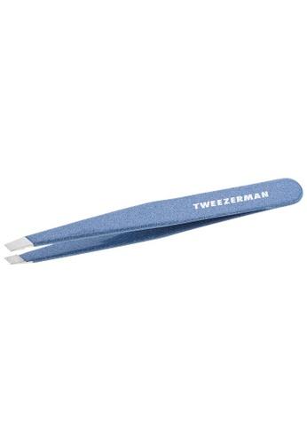Tweezerman blue Tweezerman Slant Tweezer Granite Sky TW456BE0FPBQSG_1