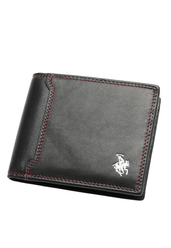 Swiss Polo black Swiss Polo Bi-Fold Rfid Blocking Wallet 5C4F7AC848D93EGS_1