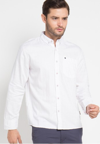 Emba Jeans white Marco Shirt One EM205AA99VSIID_1