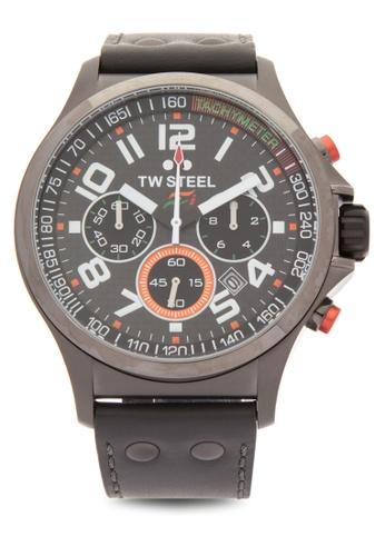 TW Steel black TW431 Sahara Force India Pilot Analog Watch TW310AC0KM8NPH_1