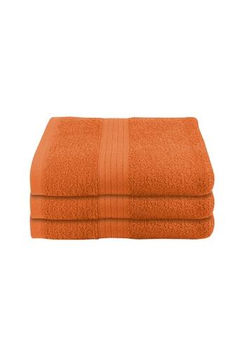 Milton Home SET OF 3 Milton Home Juro -SBT 100% Cotton Sports Bath Towel 60x110cm/ 270g. A8317HL50D56DEGS_1