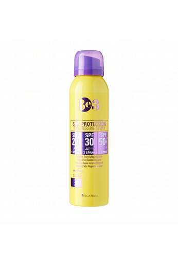 Be3 yellow Be3 Sun Protection Progressive Spray SPF 20/30/50+ (Normal Skin) 100ml 7269FBE2C1C1D8GS_1