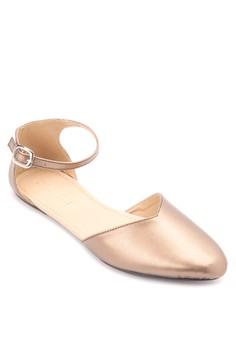 Andrea Flat Sandals