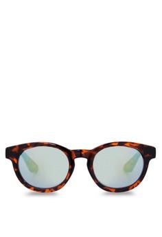 Vintage Circle Sunglasses