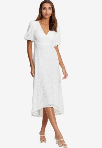 Chancery white Sugar Lace Dress 49366AA413F134GS_1