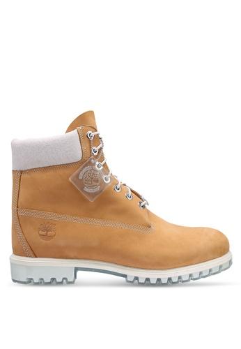 Timberland white Timberland Icon 6 Inch Premium Boots 7168DSHA8B0B85GS_1