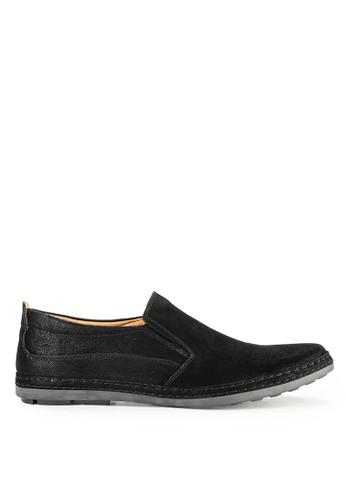 Rocklander black Rocklander Slip Ons & Espadrilles RO753SH0VG4LID_1