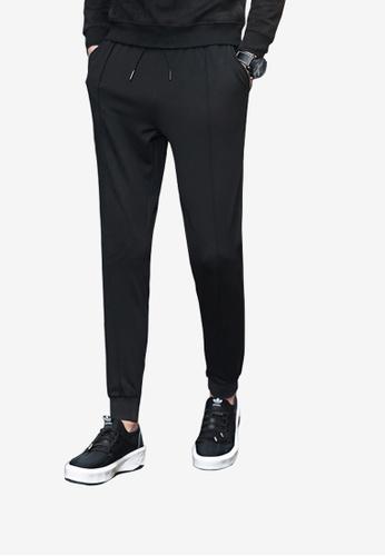 f4573859874a7b Buy hk-ehunter Men Solid color Sweatpants Online on ZALORA Singapore