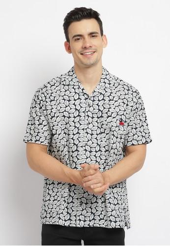 Poshboy white Poshboy Casey Shirt White D3F42AA576EFBCGS_1