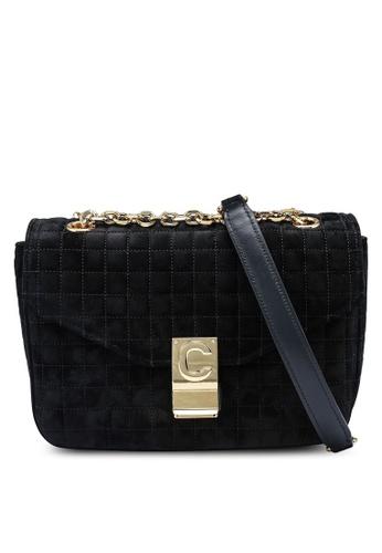 Celine black Borsa Donna Sling Bag (oc) 5D9CBAC4B896E2GS_1