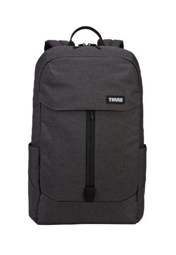 Thule black Thule Lithos 20L Backpack - Black 846E1AC4D15B0BGS_1